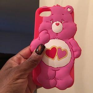 Accessories - iPhone 7 plus love a Lot Bear